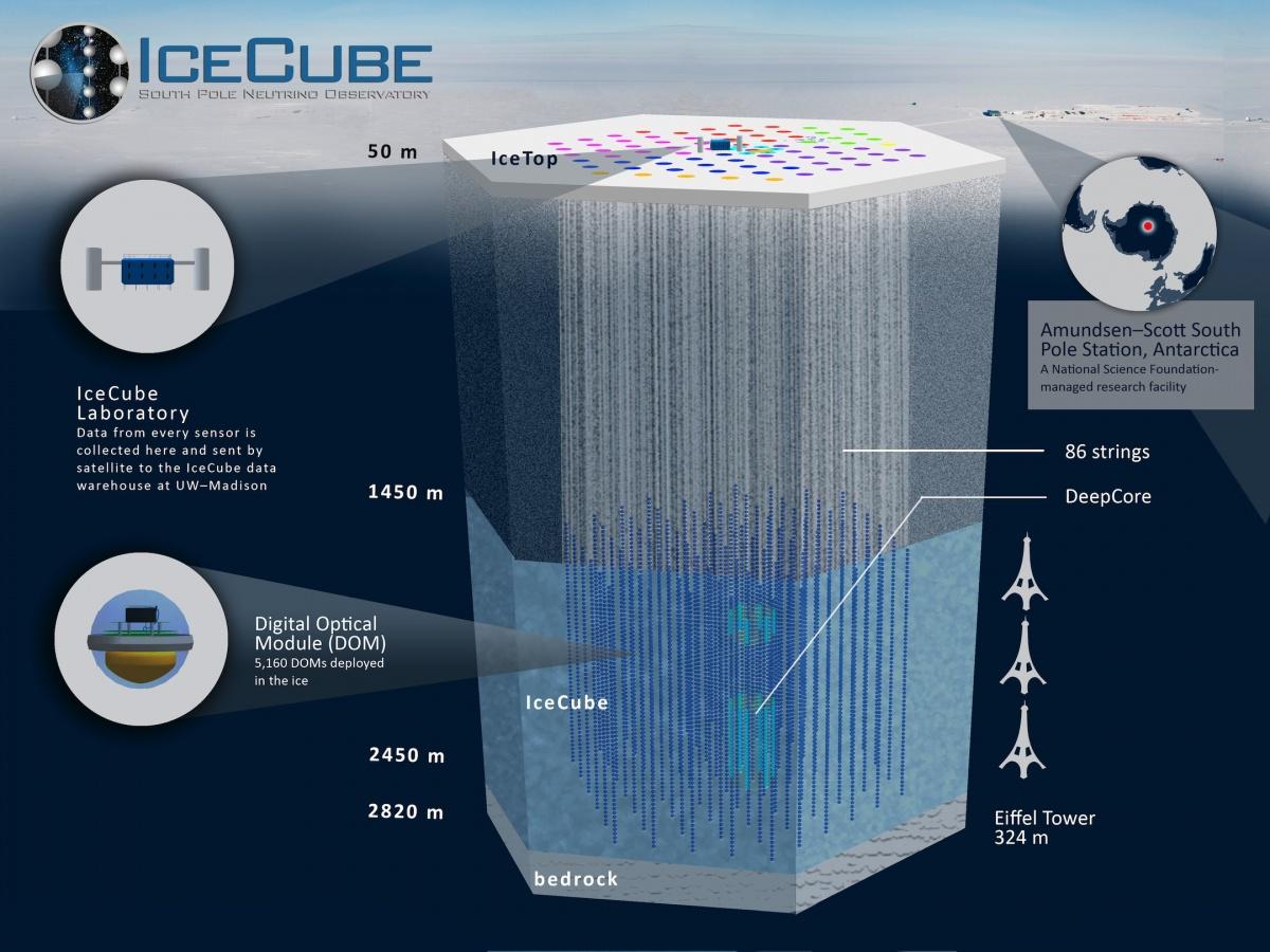 Learn About Neutrinos | IceCube MasterclassIcecube Neutrino Observatory Core
